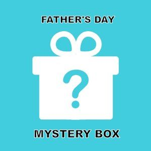 ⚘Father's Day Mystery Box T-shirt & Socks & Beauty